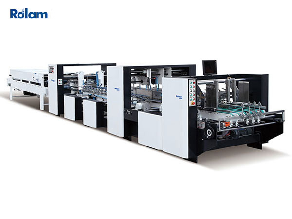 AC SERIES Automatic High-Speed Folder Gluer