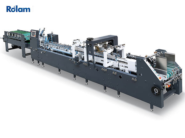 AS-C Automatic High Speed Lock Bottom Folder Gluer