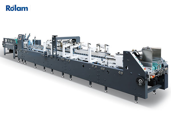 AS SERIES Automatic High-Speed Bottom Lock Folder Gluer