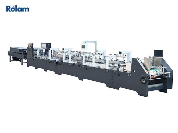 CS SERIES Automatic High Speed 4 and 6 corner Folder Gluer