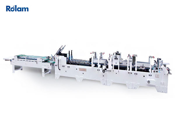 GK-CB Automatic crash lock bottom folder gluer