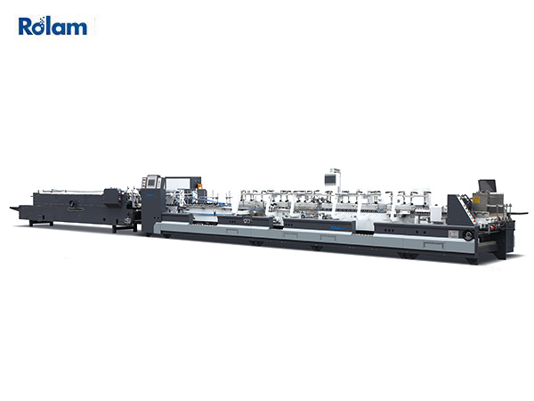 GS SERIES Automatic High Speed 4 and 6 corner Folder Gluer