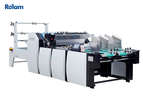 GK-1080T Automatic High Speed Double Channel window patching machine