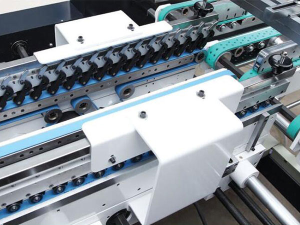AC SERIES Automatic High-Speed Bottom Lock Folder Gluer