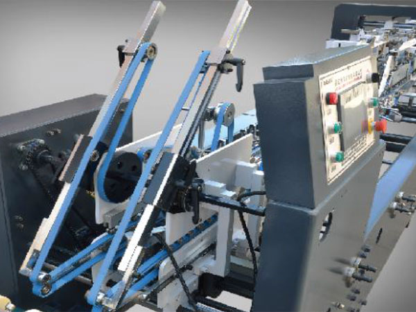 AS-A Automatic Folder Gluer