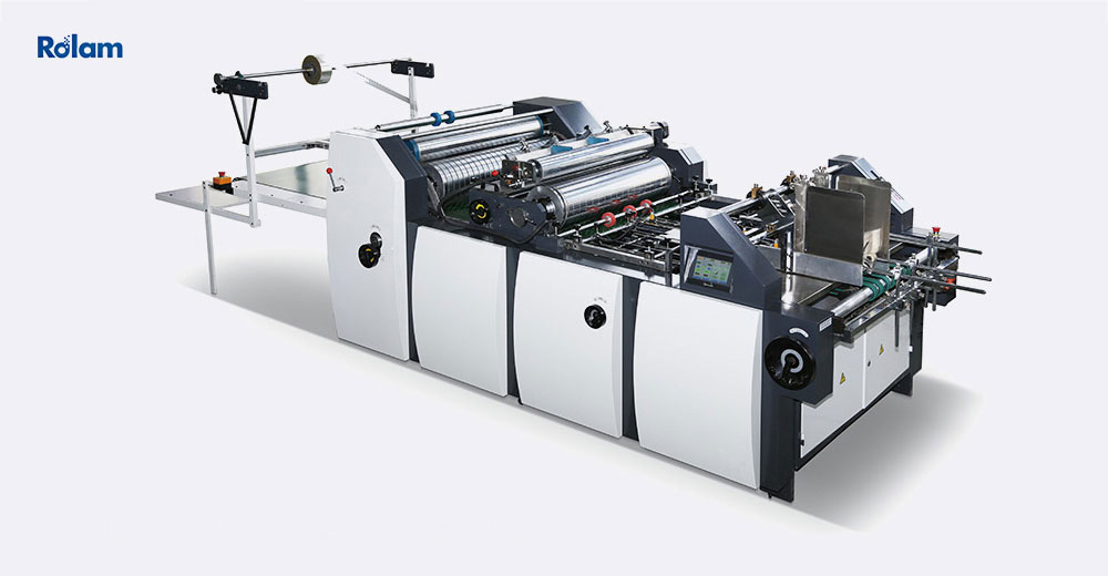 GK-650T Automatic High Speed window patching machine
