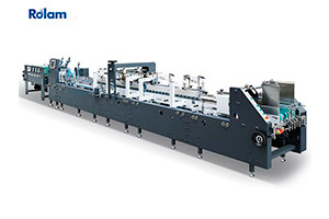 High-speed automatic folder-gluer machine needs attention and common problems